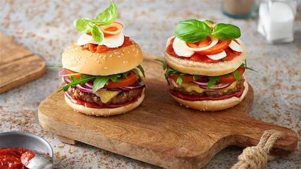 Pizzo-burger