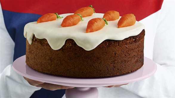 Ciasto marchewkowo-ananasowe