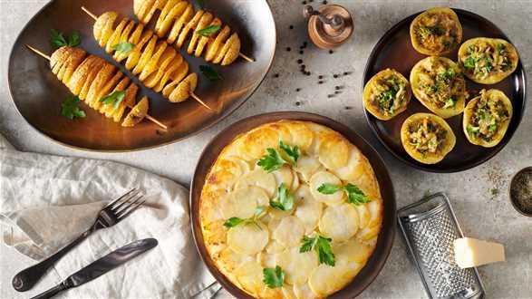 3 sposoby na ziemniaki