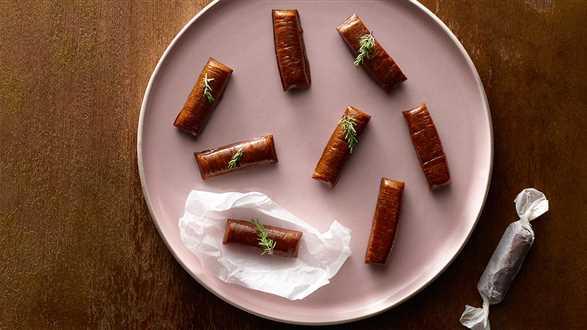 Karmelki miodowe