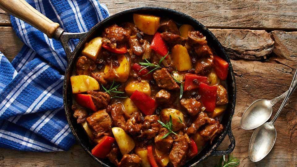gulasz wieprzowy z �opatki przepis � kuchnia lidla