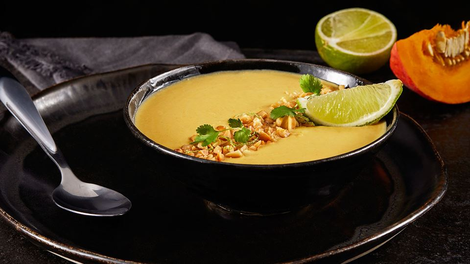 Krem Z Dyni Z Mleczkiem Kokosowym Przepis Kuchnia Lidla