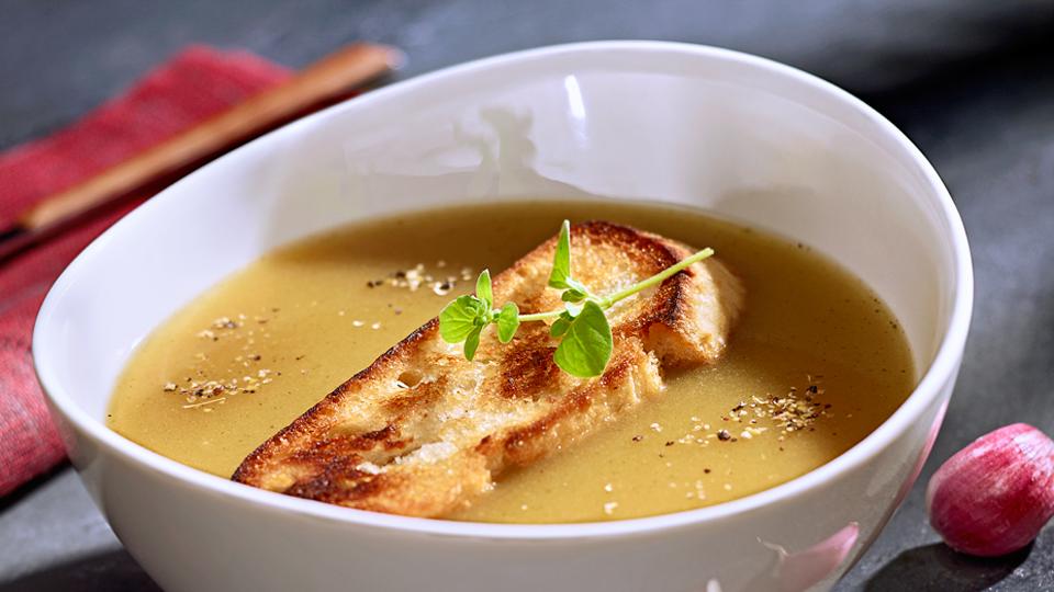 Zupa Czosnkowa Przepis Kuchnia Lidla