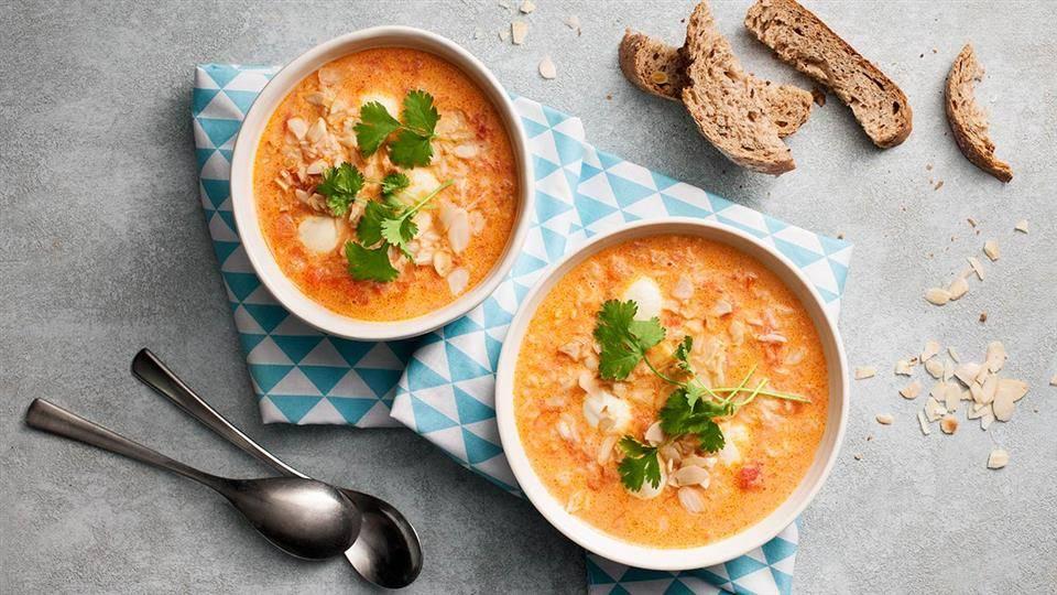 Zupa Pomidorowa Z Mlekiem Kokosowym Przepis Kuchnia Lidla
