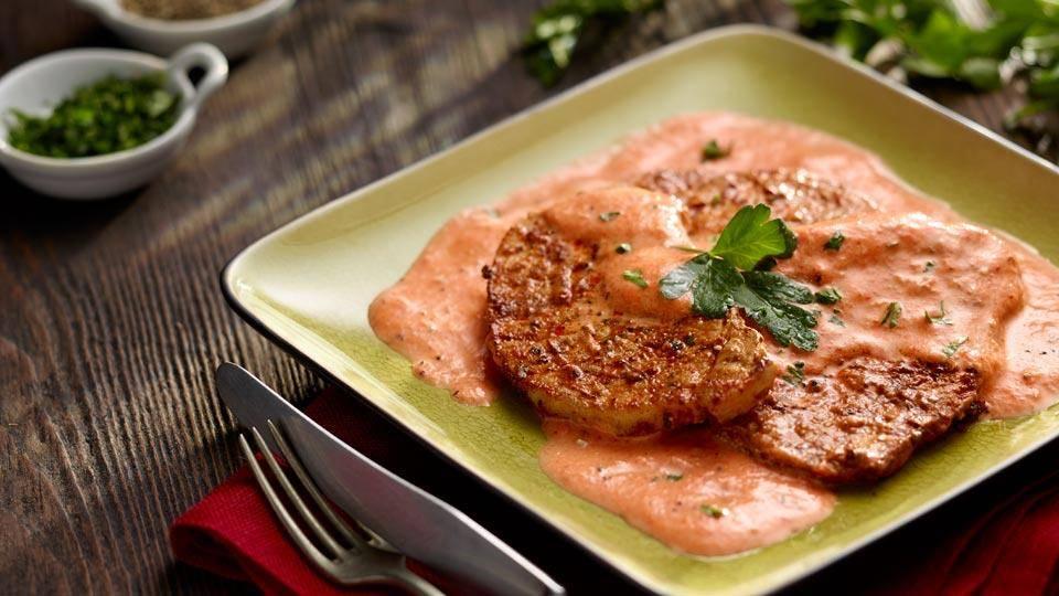 Schab W Sosie Paprykowym Przepis Kuchnia Lidla