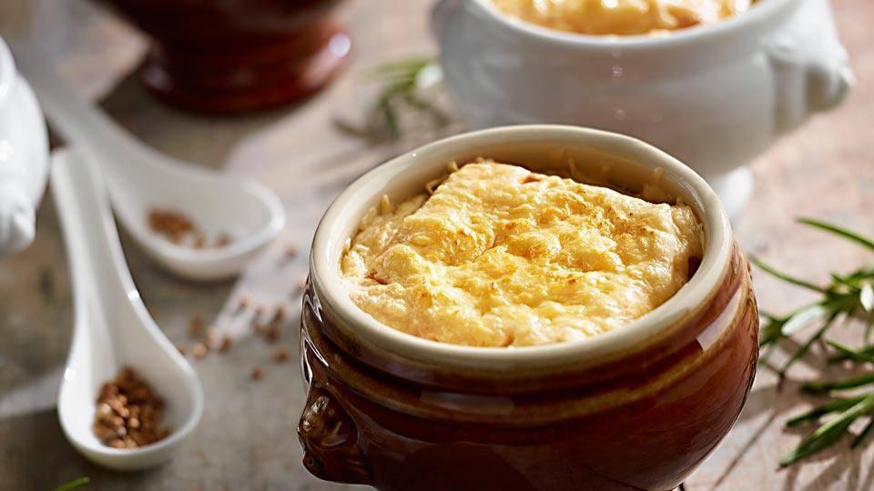Zapiekana Zupa Cebulowa Przepis Kuchnia Lidla