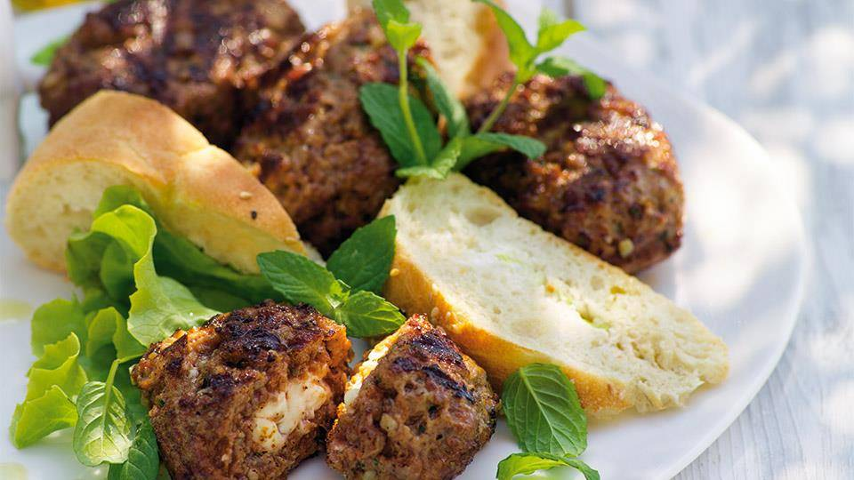 Bifteki Z Feta Przepis Kuchnia Lidla