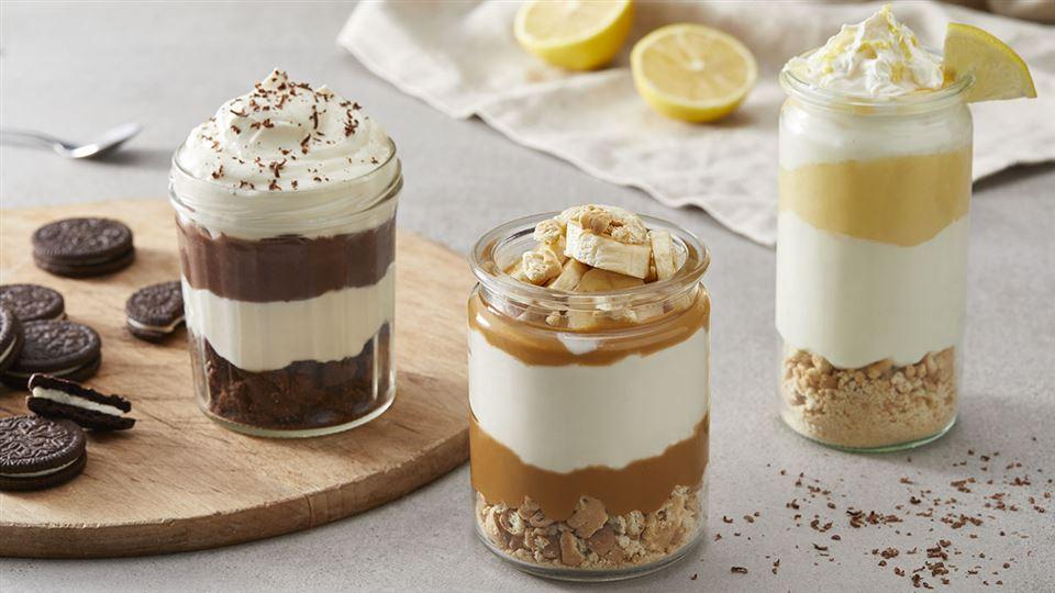 3 Sposoby Na Desery W Słoiku Przepis Kuchnia Lidla