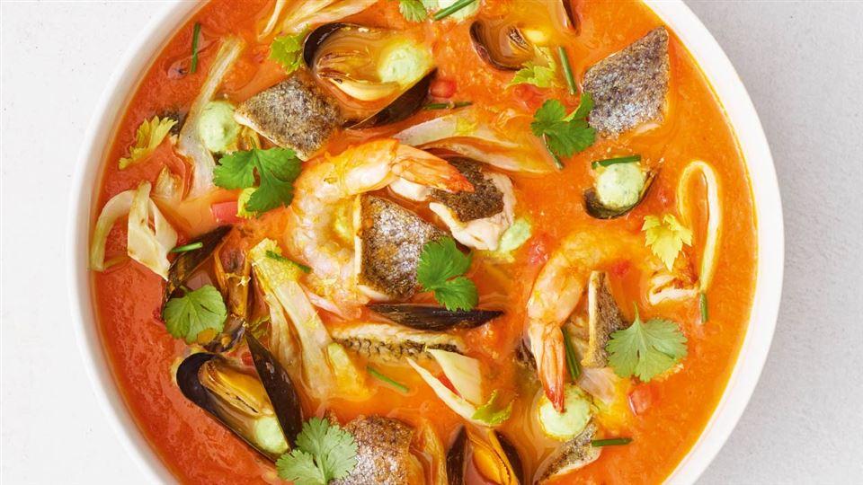 Zupa Rybna Przepis Kuchnia Lidla