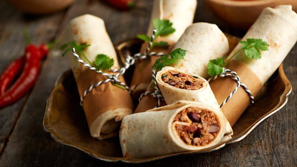 Szybkie Burrito Wedlug Karola Okrasy Przepis Kuchnia Lidla