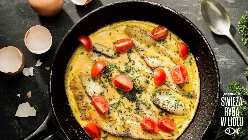 Tolpyga W Jajecznicy Przepis Kuchnia Lidla