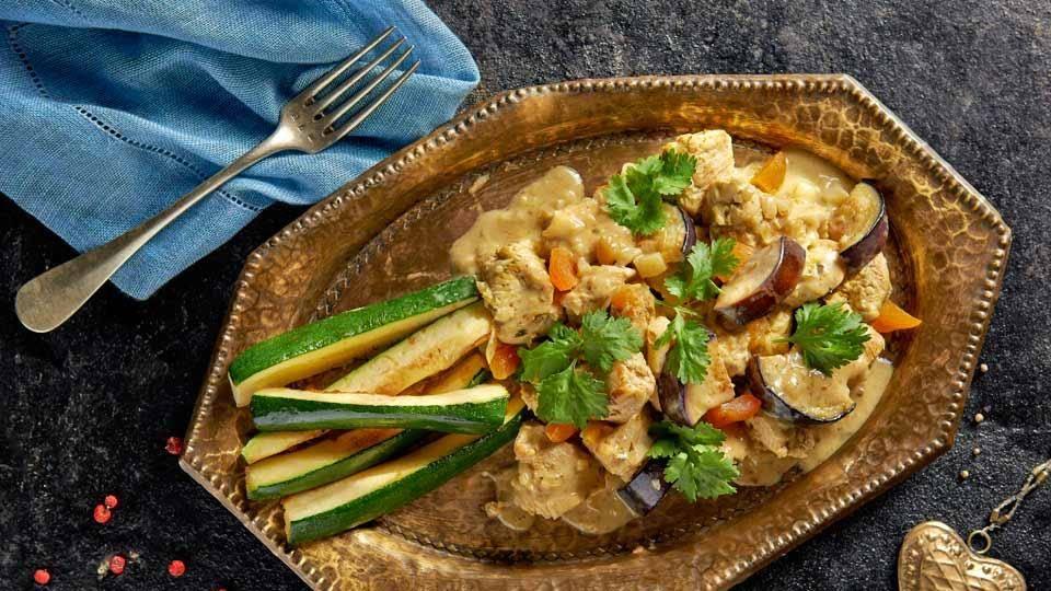 Kurczak Curry Z Imbirem I Limonka Przepis Kuchnia Lidla
