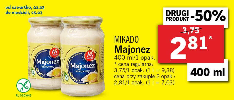 majonez