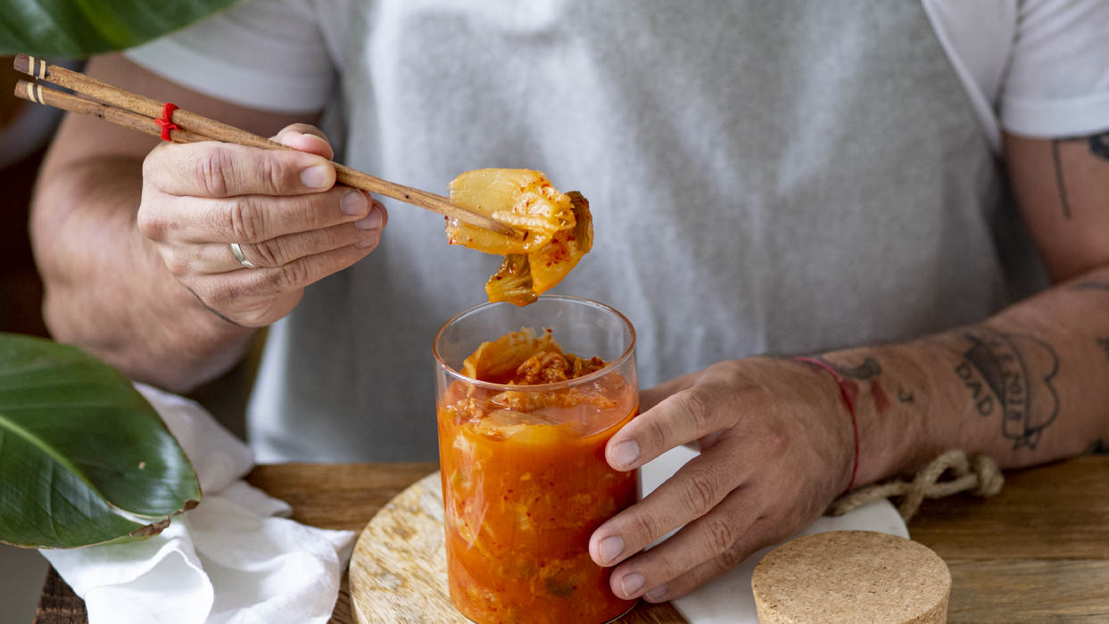 Proste kimchi
