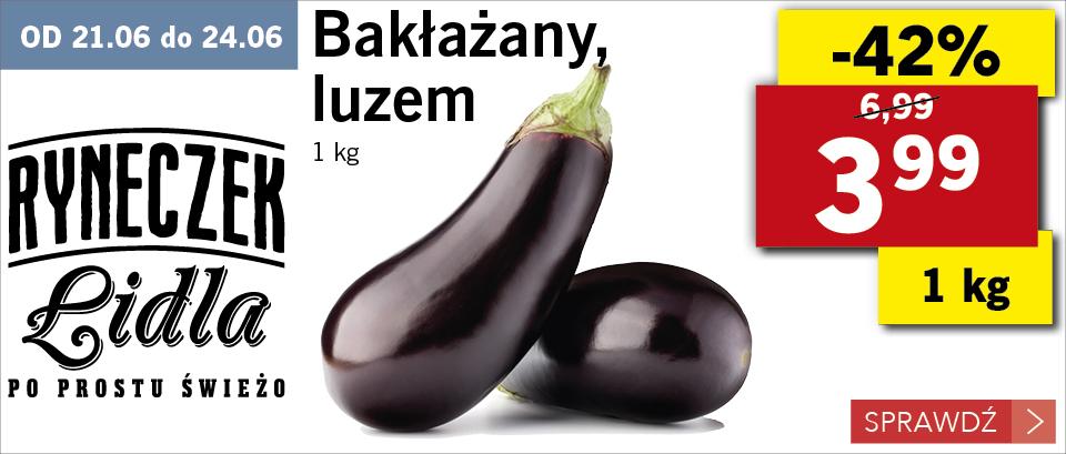 bakłażan