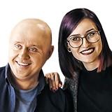 Paweł Małecki i Billie Sparrow