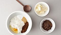 Łączymy składniki ciasta