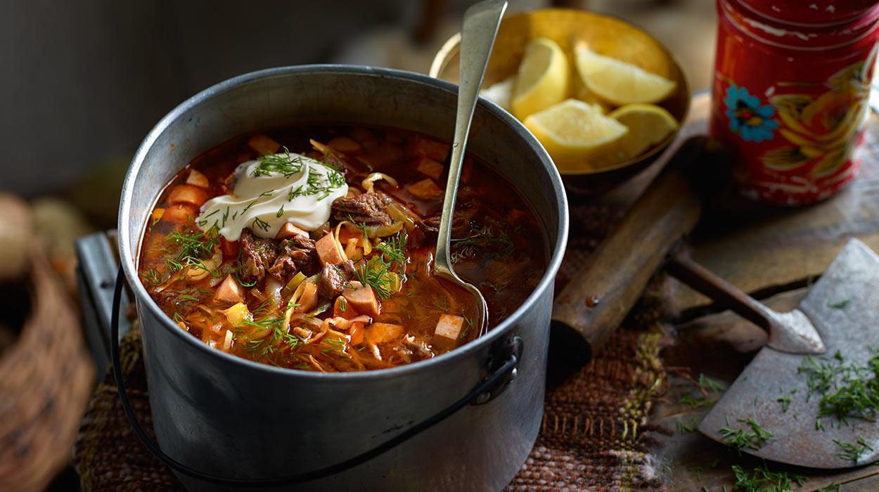 Zupa solanka