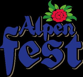 sticker AlpenFest