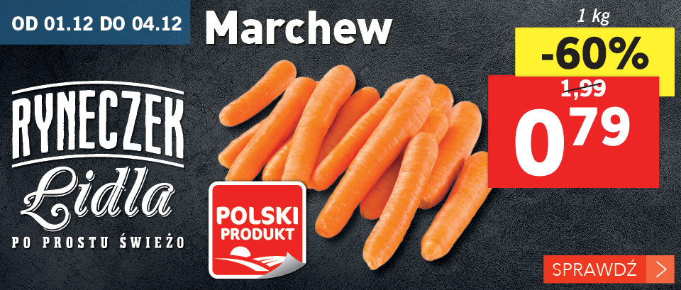 bio marchew