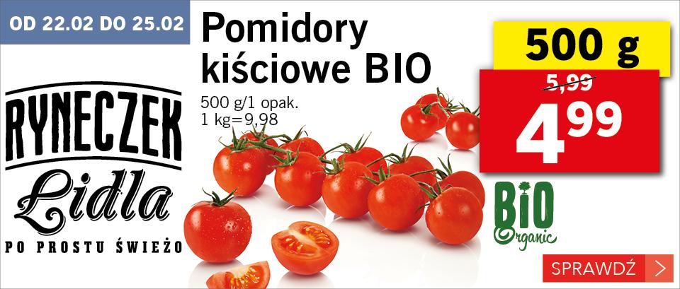 pomidory kiściowe