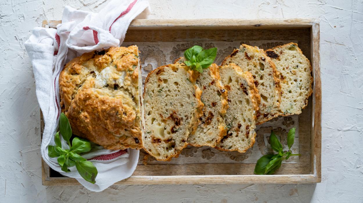 Chlebek w stylu włoskim