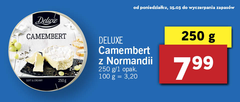 ser camembert