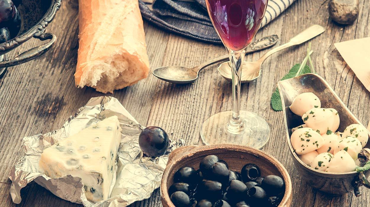 Jakie Przekaski Podac Do Wina Kuchnia Lidla