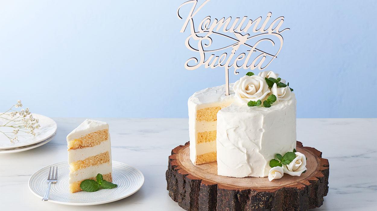 Tort cytrynowy na specjalne okazje