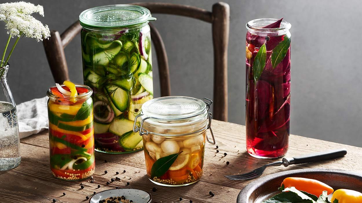 4 sposoby na warzywne przetwory