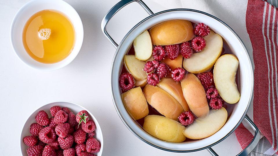 Kompot Jablkowy Przepis Kuchnia Lidla