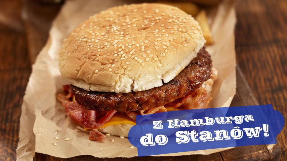 Hamburger raz! (i to nie raz)
