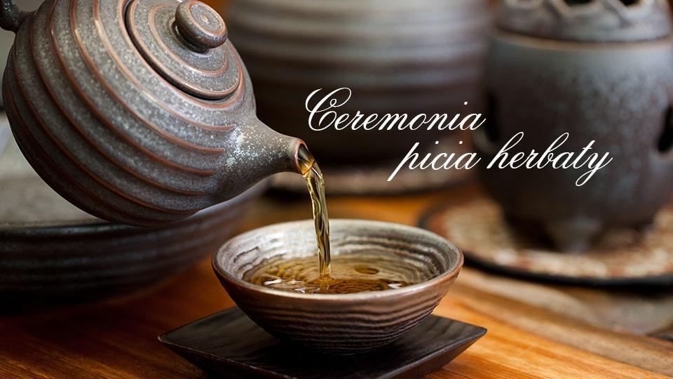 Japoński rytuał parzenia herbaty