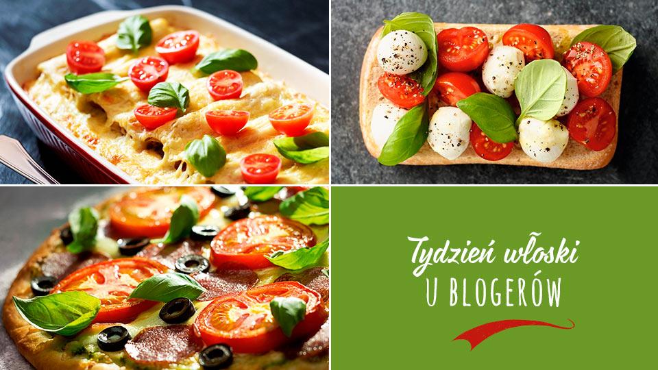 Włoskie wyzwanie dla blogerów!