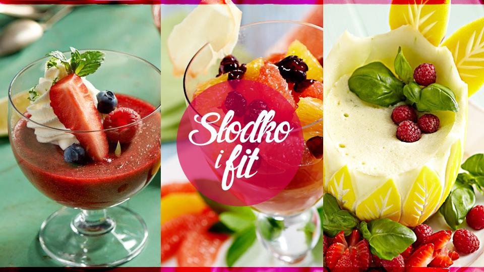 Słodko i fit!