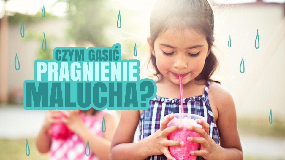 Prawidłowe nawodnienie – co należy podawać dziecku do picia?