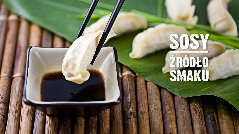 Sosy kuchni azjatyckiej