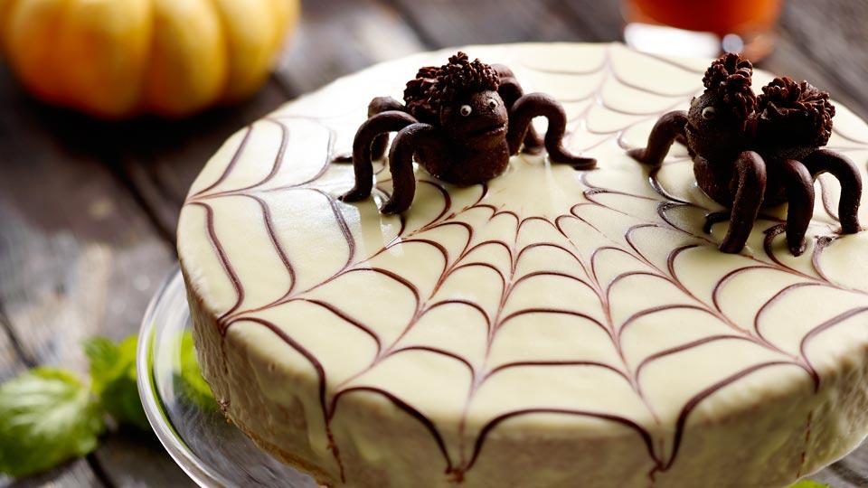 Pajęczynka (ciasto dyniowo-marchewkowe)