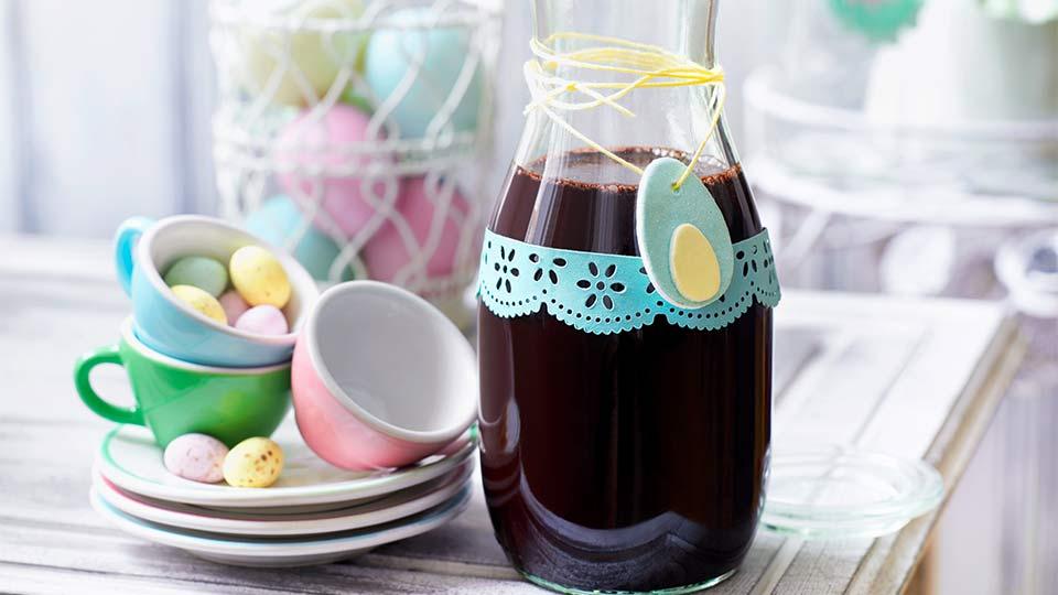 Syrop czekoladowo-kawowy