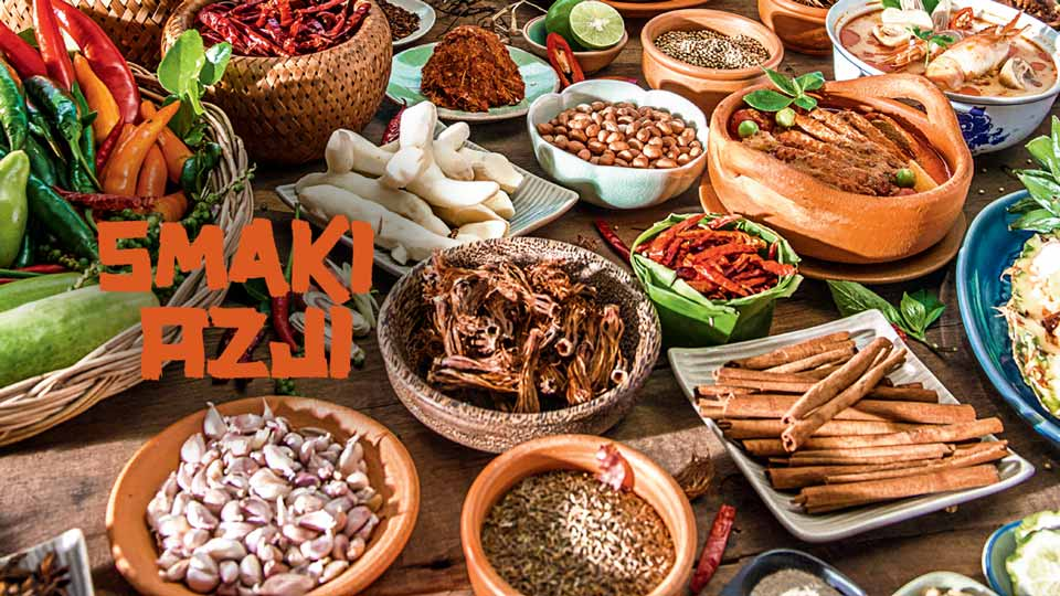 Przyprawy Azjatyckie Czyli Szczypta Egzotyki Kuchnia Lidla