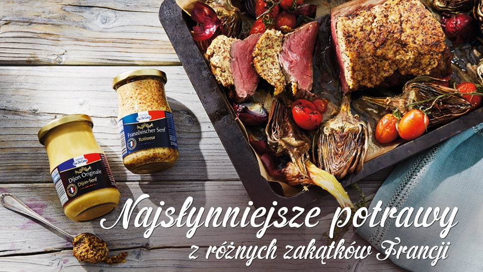 Kuchnia Francuska Najsłynniejsze Potrawy Z Różnych Zakątków