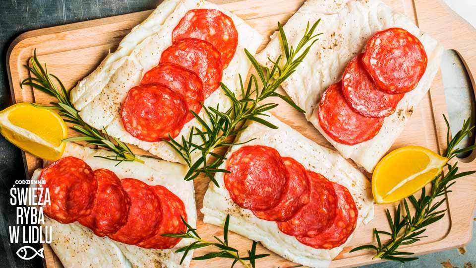 Pomidorowy Pstrag Z Imbirem Przepis Kuchnia Lidla